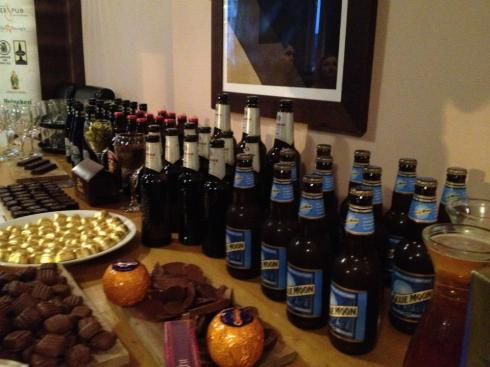 Beer and Chocolate tasting in Leeds