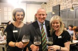 Annabel Smith, Graham Evans MP & Lisa Harlow