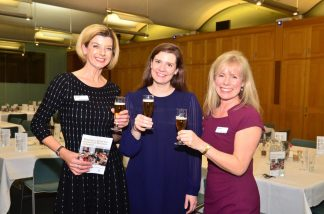Annabel Smith, Jane Kershaw and Lisa Harlow